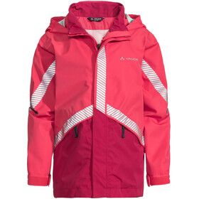 VAUDE Luminum II Jacket Kids bright pink